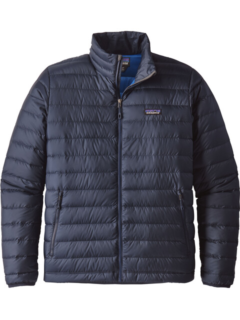 Patagonia M's Down Sweater Navy Blue